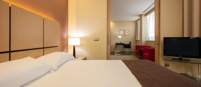 Reserva unas horas en hotel silken puerta valencia de valencia byhours - Silken puerta de valencia ...