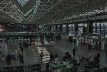 Rome Airport Fiumicino