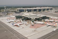 Milan Flughafen Malpensa