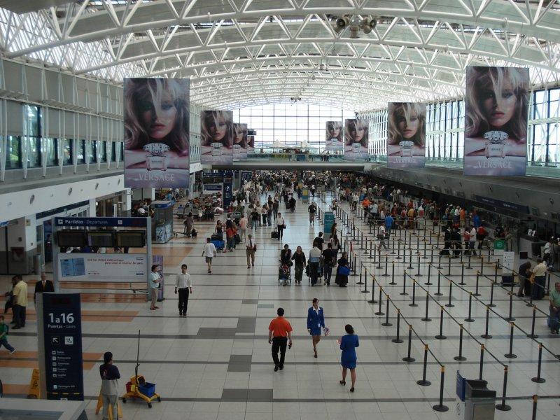 Aeroporto Internazionale Ministro Pistarini - Buenos Aires