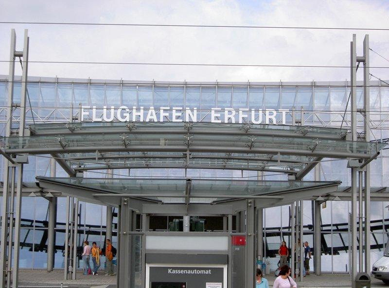 Erfurt–Weimar Airport